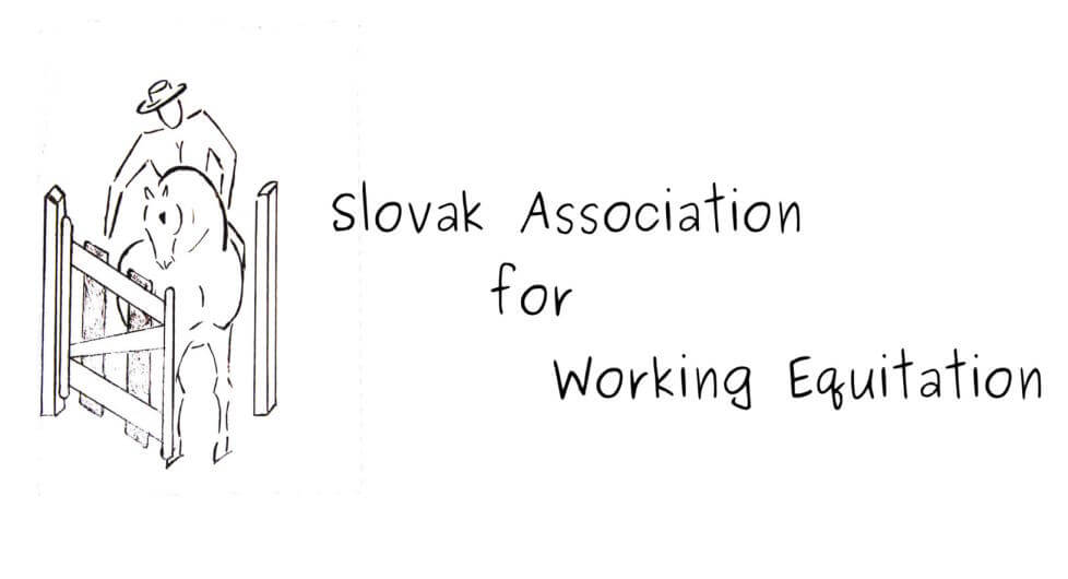 Slovak association for Working Equitation Logo